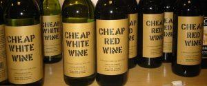 goedkoop wijn kopen