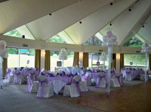 Bruiloft decoratie pakket