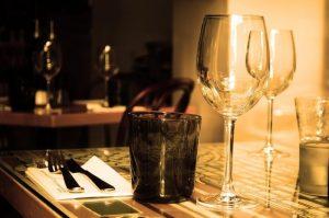 sfeer met wijn